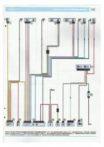 схема системы отопления и кондиционирования салона лада ларгус