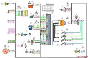 Схема системы зажигания лада гранта